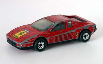 Matchbox 75b, Ferrari Berlinetta - Free Price Guide #3931