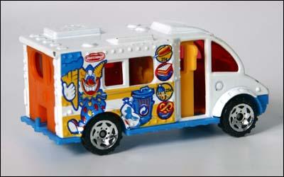 Matchbox Ice Cream Truck   No.
