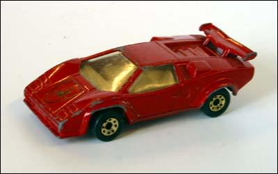 Matchbox 1 75 Lamborghini Countach Lp500 S No 11g Ref C8 1